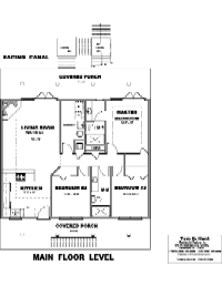 House Floor Plan Thumbnail: 1280-S2-2994