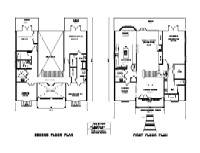 House Floor Plan Thumbnail: 3250-S3-2977